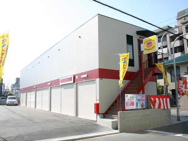 矢田ライゼガレージ