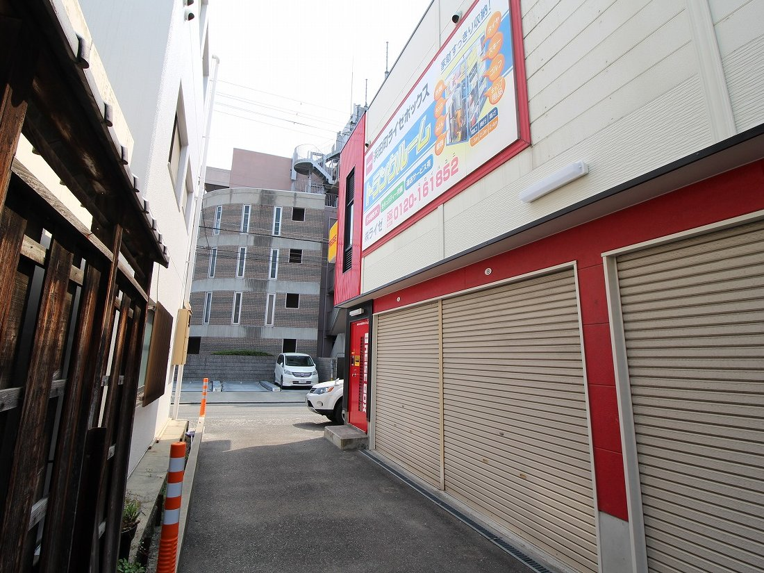 浜田町ライゼガレージ_物件情報 2